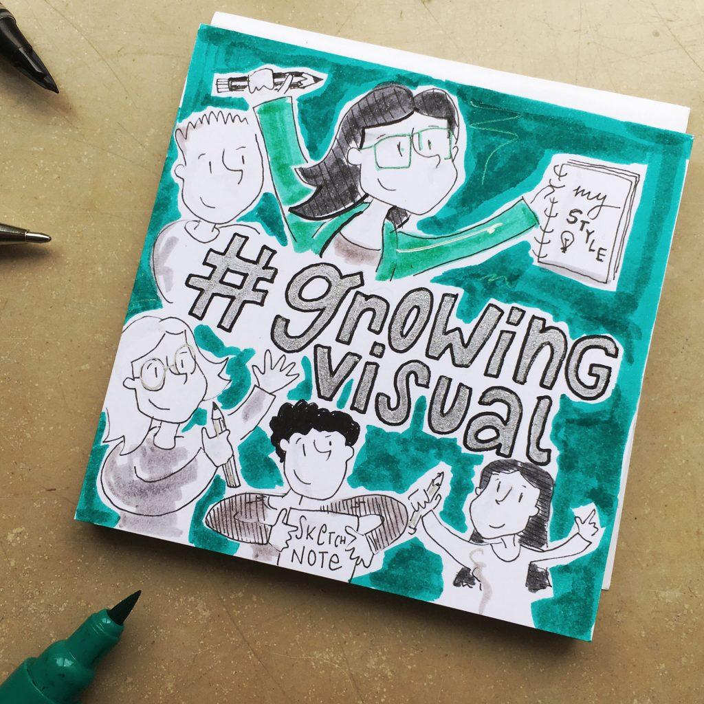 #growingvisual - Vom Finden des visuellen Erzählstils