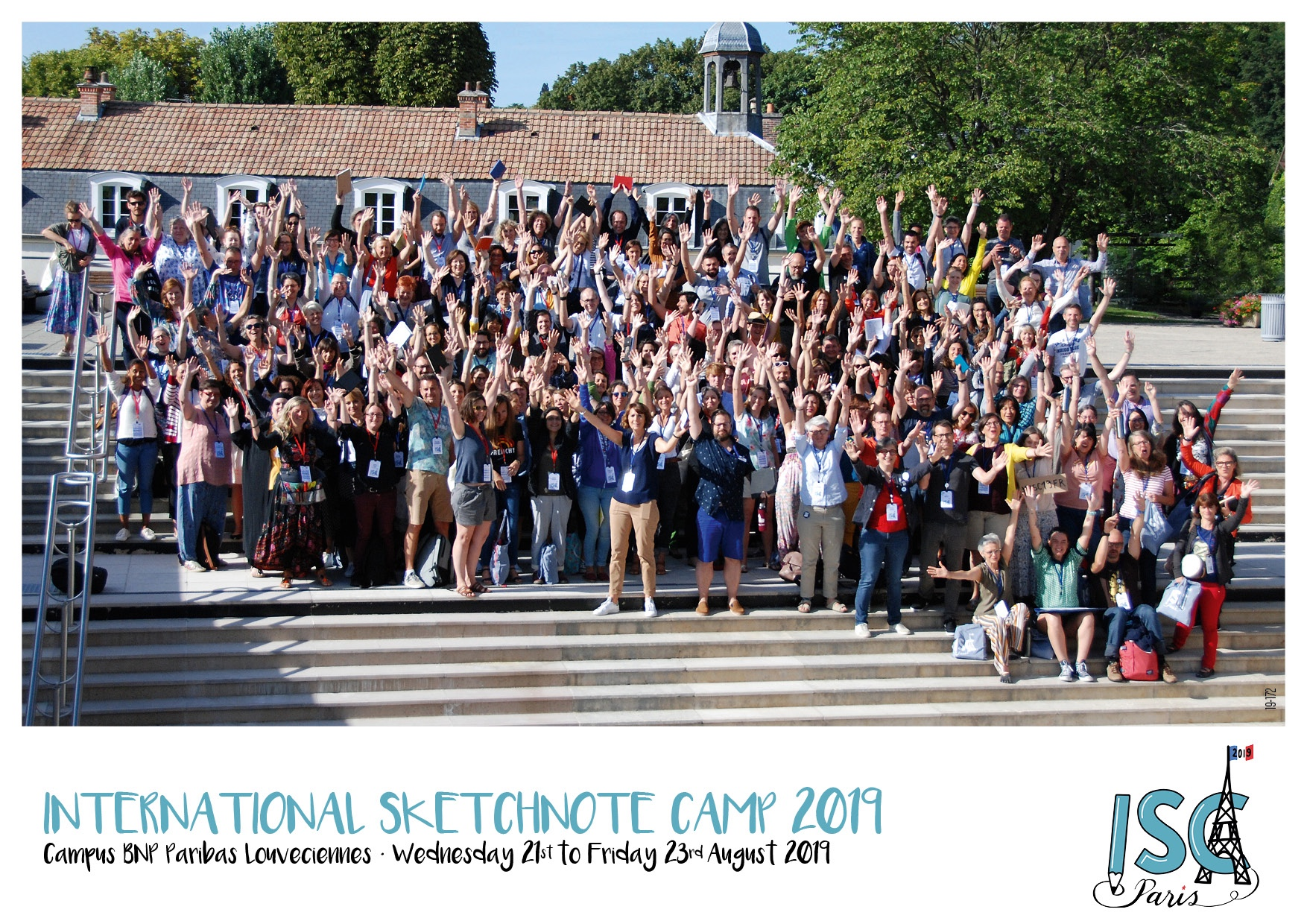 #isc19fr - 170 Teilnehmer aus 15 Nationen