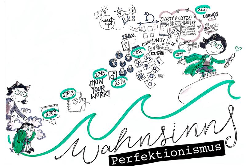 Wahnsinnsperfektionismus - Mein Weg